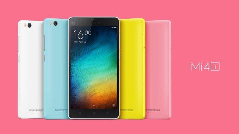 Xiaomi Mi 4i chính thức lên kệ với giá 300 USD