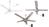 Đánh giá quạt trần 3 cánh Mitsubishi C56-GS giá rẻ