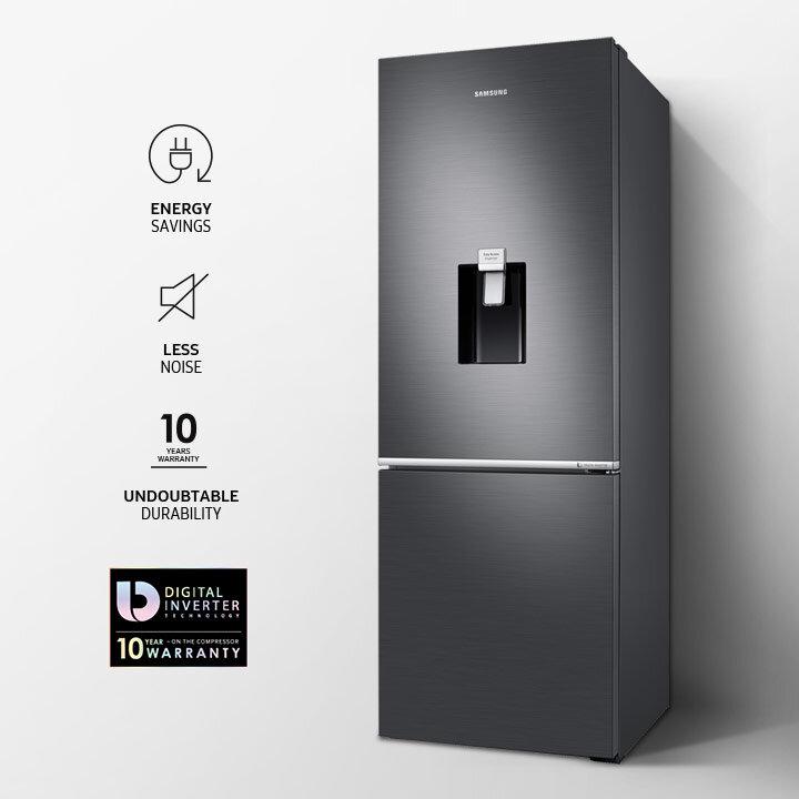 Giá tủ lạnh Samsung inverter 276 lít RB27N4190BU/SV bao nhiêu tiền?