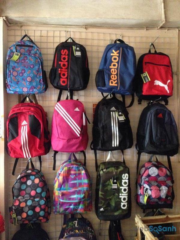 cặp học sinh Adidas