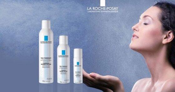 Xịt khoáng La Roche Posay giúp làn da luôn mịn màng, khỏe mạnh