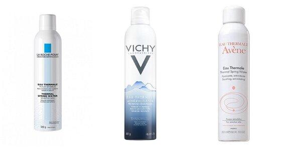 Xịt khoáng La Roche Posay 300ml, Vichy và Avene có điểm gì nổi bật?