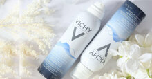 Xịt khoáng Vichy có phù hợp cho da khô không?