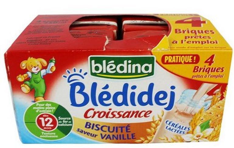 sữa bột pha sữa Blelina có tốt không?