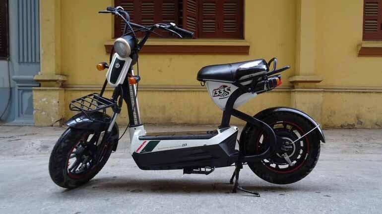xe đạp điện cũ