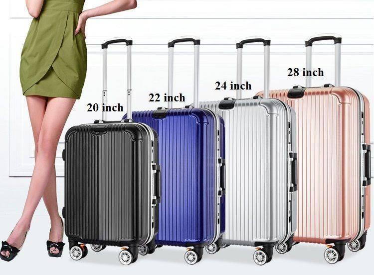 chọn vali kéo loại nào tốt