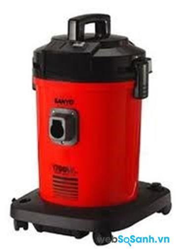 Máy hút bụi Sanyo BSC-WDB801 - 17 lít, 1700W