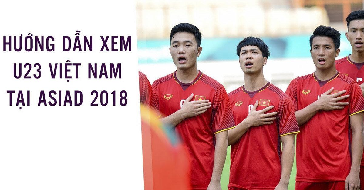 Xôi lạc bị cấm thì ta xem bóng đá ở đâu ? Xem bóng bóng đá trực tiếp U23 Việt Nam trên smartphone và smart tivi