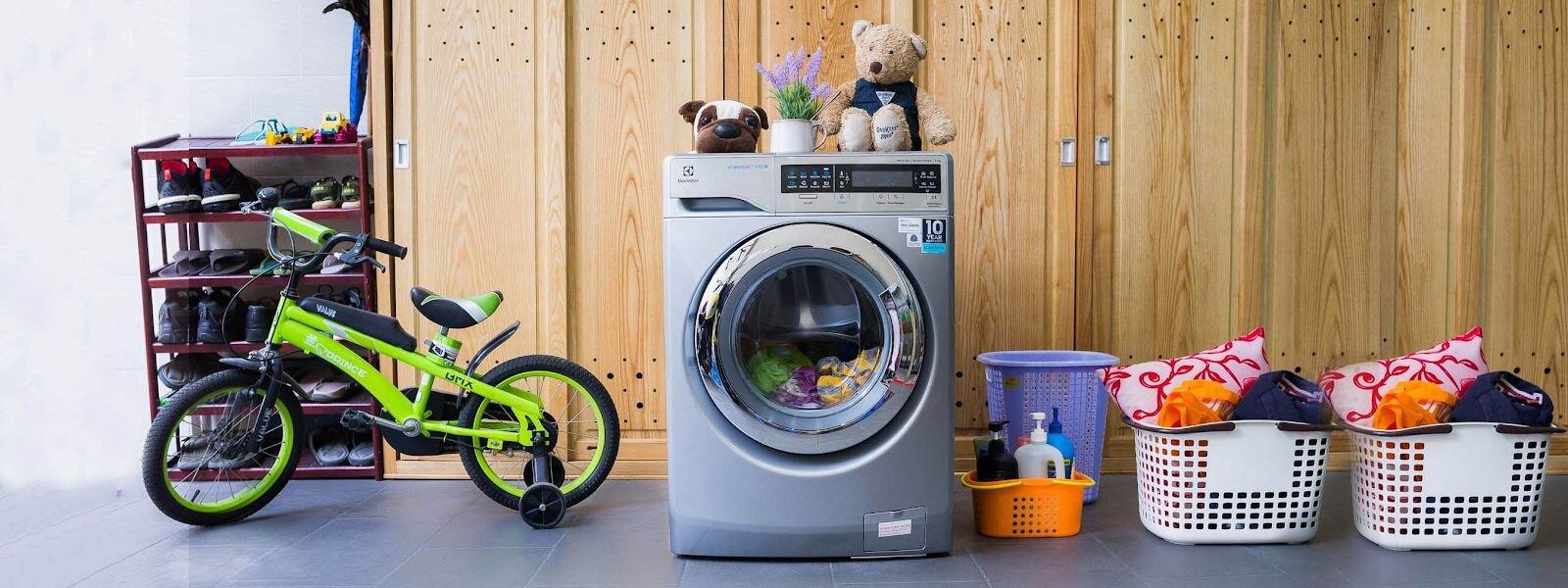 Máy giặt Electrolux giá cao hơn thích hợp với những khách hàng có điều kiện kinh tế