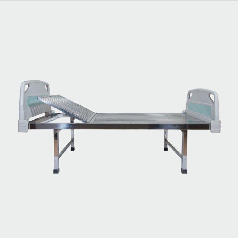 Giường bệnh nhân inox Xuân Hòa GBV-04-01