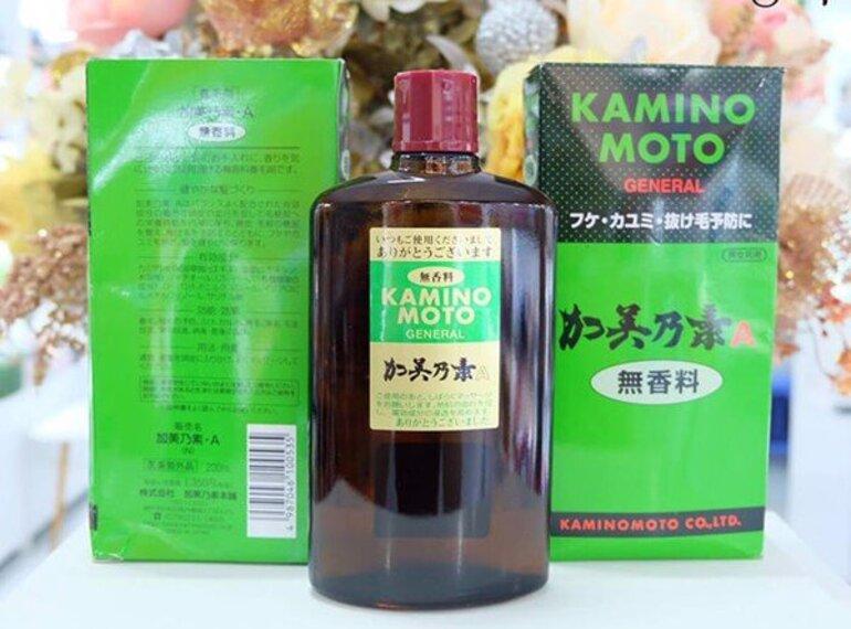 Thuốc mọc tóc Kaminomoto General Hair