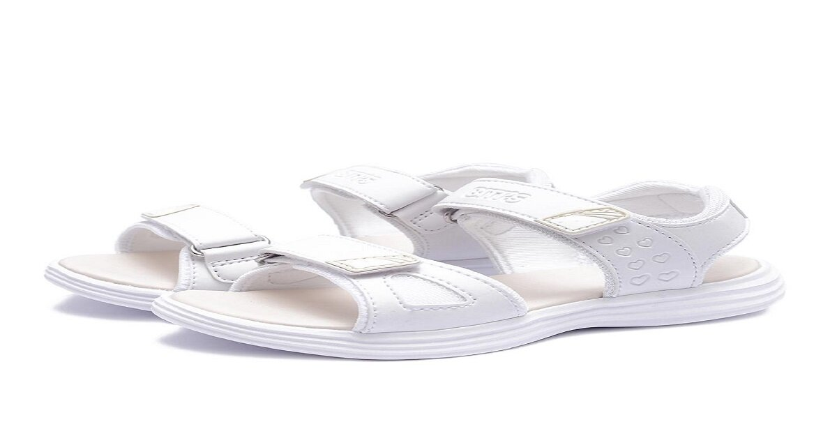 sandal biti's trắng