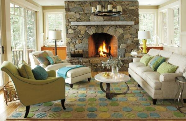 Xu hướng sử dụng thảm trải sàn gia đình mới nhất hiện nay