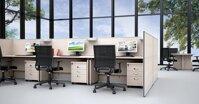 Xu hướng thiết kế bàn ghế văn phòng Hà Nội hiện nay