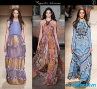 Xu hướng thời trang xuân 2015 trên Fashioning