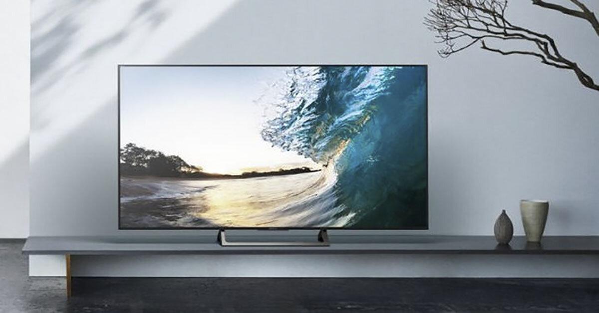 Xu hướng tivi màn hình lớn và cuộc đua tranh thị trường trong năm 2018