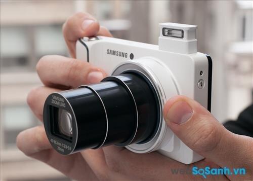 Xử lý các vấn đề xảy ra với máy ảnh Samsung
