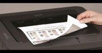 Xử lý máy in bị sọc đen mép giấy