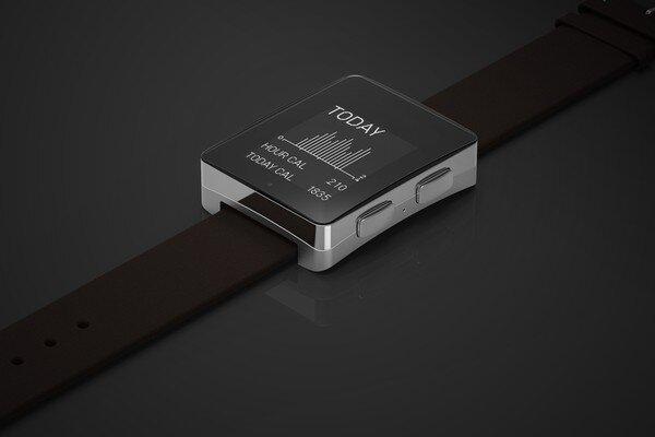 Xuất hiện đồng hồ thông minh đầu tiên hỗ trợ Windows Phone