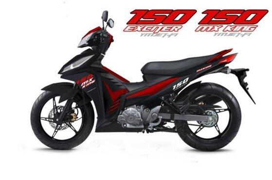 Xuất hiện hình ảnh đồ họa Yamaha Exciter 150