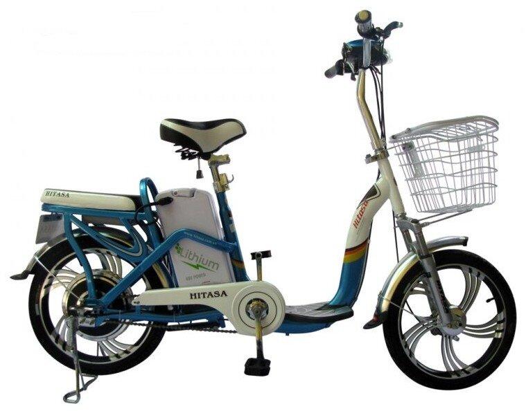 Xuất xứ xe đạp điện Hitasa của nước nào?