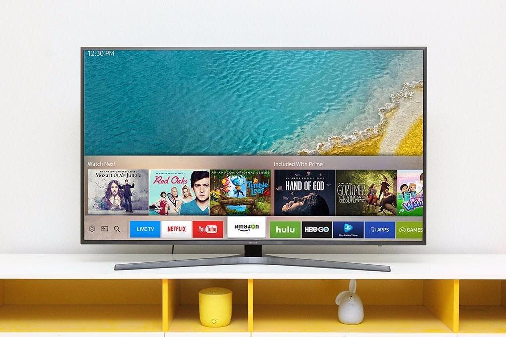 Tivi Samsung mang đến trải nghiệm giải trí tuyệt vời