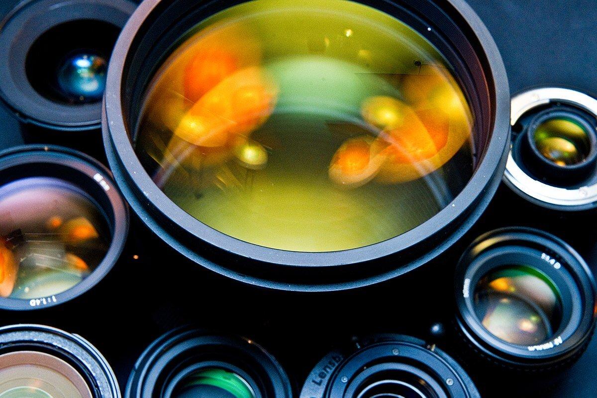 Lens máy ảnh là gì?