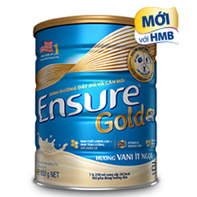 Sữa Ensure Gold tốt cho sức khỏe