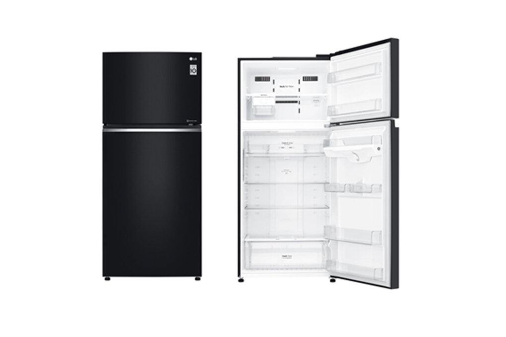 Tủ lạnh tiết kiệm điện nhất LG Inverter 187 lít GN- L205S dành cho mọi gia đình.