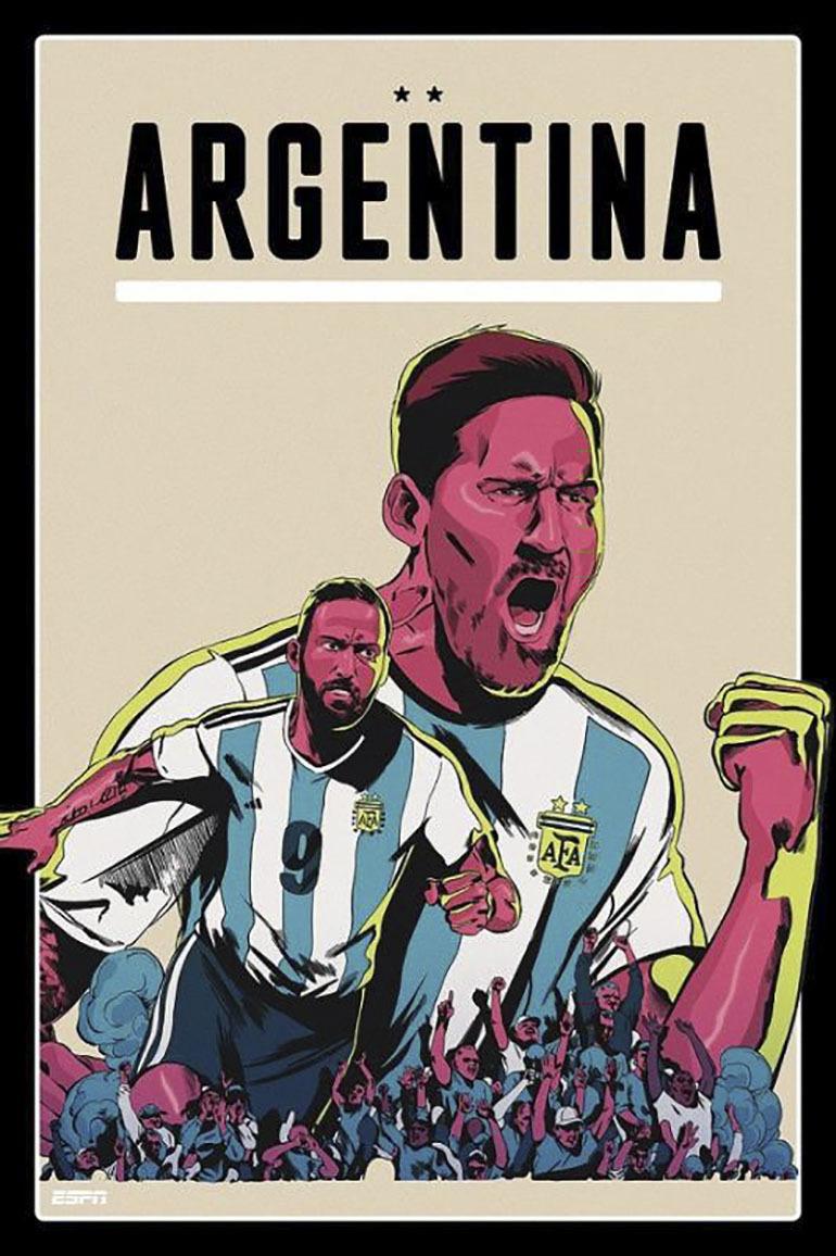 """Đội tuyển Argentina vẫn luôn là một nỗi hắc ám đối với những đội tuyển khi đụng độ, nhân tố chủ chốt chắc chắn là siêu sao hàng đầu thế giới Lionel Messi, nhưng chúng ta thường hay nói vui """" cầu thủ Higuain đã giết chết giấc mơ của Messi """" bằng những pha chạm bóng dở hơi chưa từng có"""