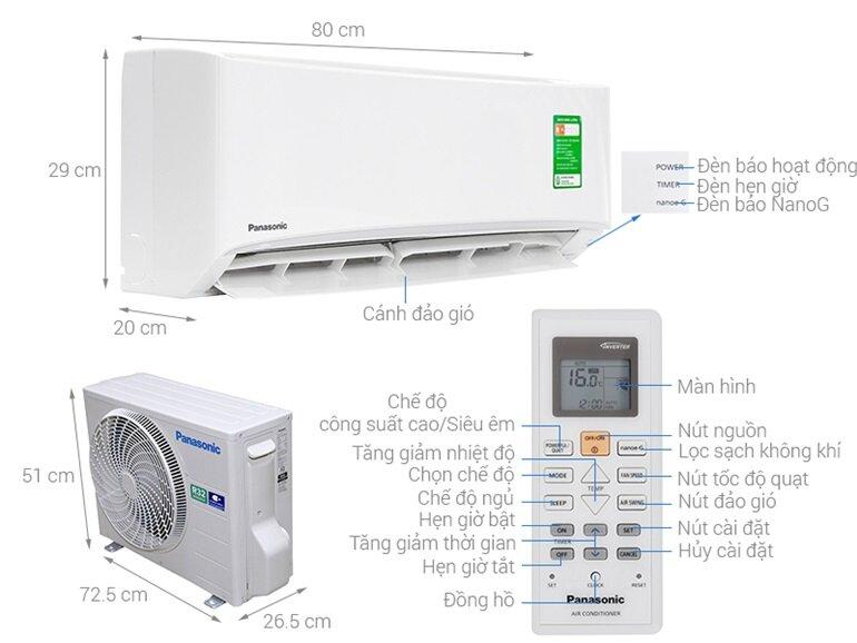 máy lạnh trong tầm 7 triệu đồng