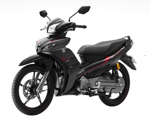 Yamaha Jupiter 2016 – tem mới, phong cách mới