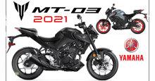 Yamaha MT-03 2021 giá bao nhiêu tiền? Có gì mới?