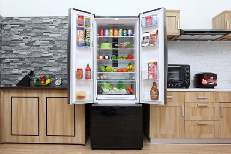 Chọn tủ lạnh với dung tích phù hợp