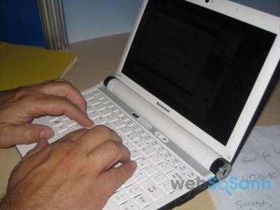 Lựa chọn laptop mini có thời lượng pin tốt