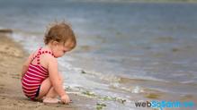 5 điều cần lưu ý khi bố mẹ cho bé đi chơi biển