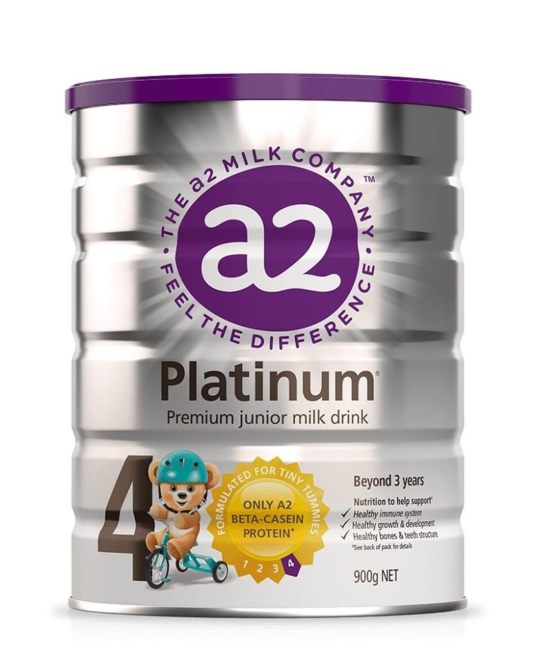 sữa A2 Platinum