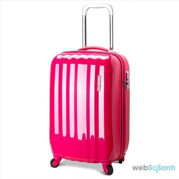 vali kéo american tourter