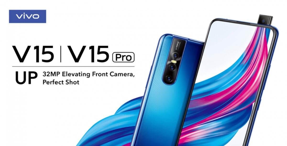 Điện thoại Vivo V15 Pro
