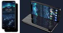 Điện thoại Nokia X5 2018 có mấy màu? Giá bao nhiêu tiền?
