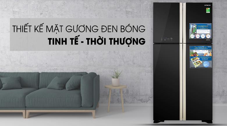 Tủ lạnh Hitachi R-FW650PGV8