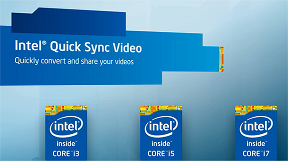 Intel Quick sync Video