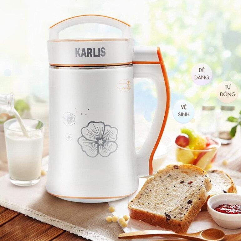 Máy làm sữa đậu nành Karlis