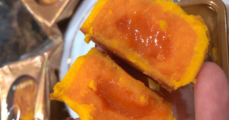 Bánh trung thu Lava hong kong 2019 giá bao nhiêu tiền ?