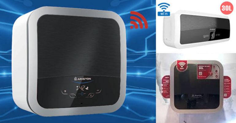 Bình nóng lạnh Ariston Wifi