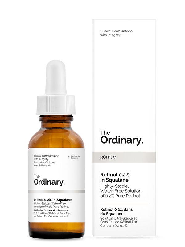 Serum The Ordinary Granactive Retinoid 0.2% in Squalane