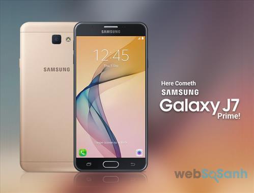 điện thoại chuyên selfie samsung galaxy j7