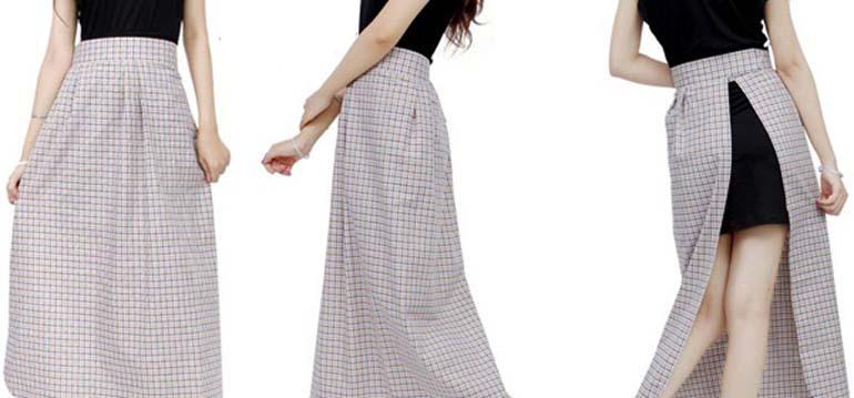 váy chống nắng
