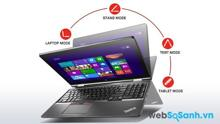 Đánh giá laptop Lenovo ThinkPad Yoga 15: laptop lai gần đạt đến độ hoàn hảo