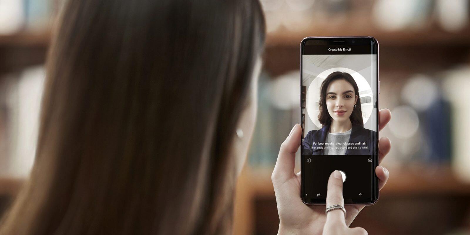 AR Emoji - tính năng mới của Samsung